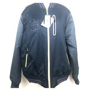 Men's Nike NFL BB51 Rare bomber jacket large